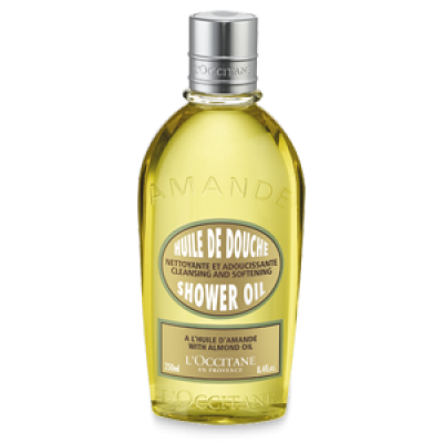 L'OCCITANE ALMOND SHOWER OIL                 200ML