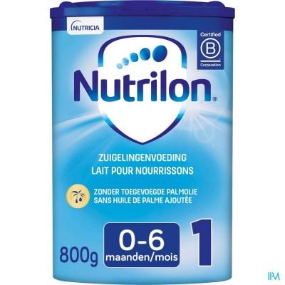 NUTRILON 1 ZUIGELINGENMELK   PDR 800G VERV.3707080