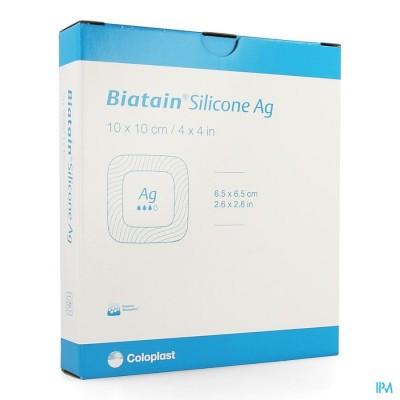 BIATAIN SILICONE AG              10CMX10CM 5 39637