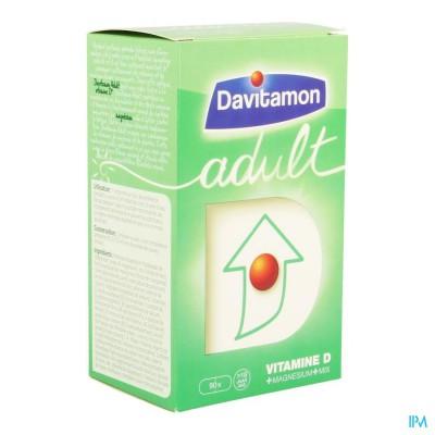 DAVITAMON ADULT 90 TABL