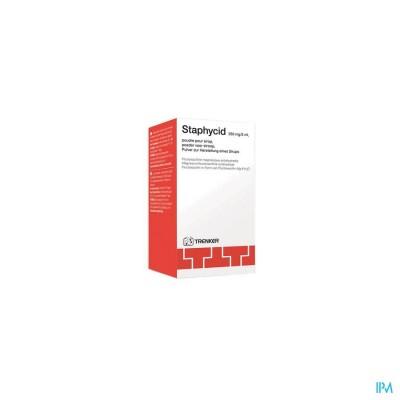 STAPHYCID SUSP OR 80ML 250MG/5ML
