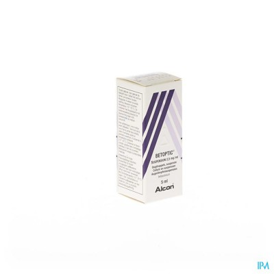 BETOPTIC SUSPENSION OOGDRUPPELS 5ML