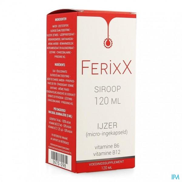 Ferixx Siroop 120ml