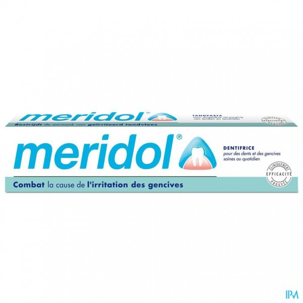 MERIDOL TANDPASTA A/TANDPLAK   75ML