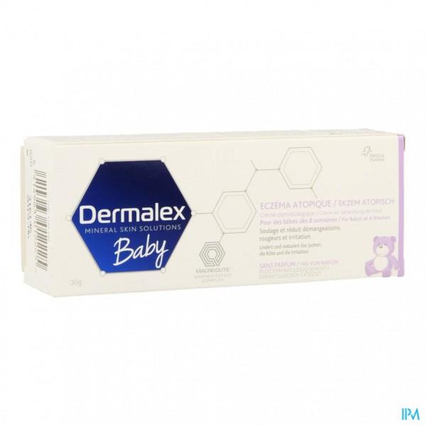 Dermalex Baby Eczema Creme 30g Apotheek T Kindt