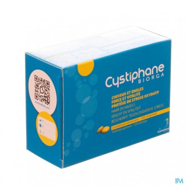 CYSTIPHANE BIORGA            COMP 120 CFR 4127320